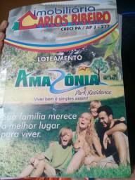 Vendo terreno Amazônia Park residence