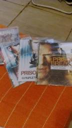 Dvds.prison break