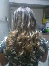 Vendo cabelo