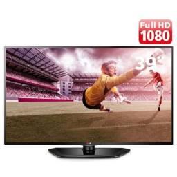 """TV 39"""" LED Full HD LG 39LN5400 [PRECISA DE CONSERTO]"""
