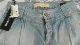Calça Jeans feminina n: 40 marca Damyller nova na etiqueta