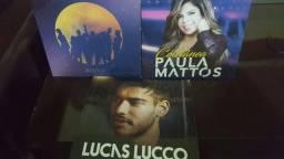 CD'S (nao vendo separado )