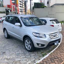 Hyundai Santa Fé 7 lugares 4x4 2012 - 2012