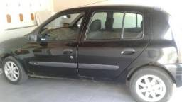 Renault Clio Clio preto 2001 - 2001