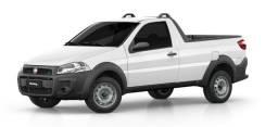 Fiat Strada CS 1.4 Manual Flex 18/19 0km só 43.990 - 2018