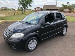 Citroen c3 2009 1.4 flex financia 100% - 2009