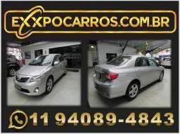 Toyota Corolla Gli 1.8 Flex - Automatico - Ano 2014 - Bem Conservado - 2014
