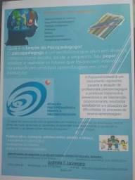 Atendimento Psicopedagógico e Reforço Escolar Especializado