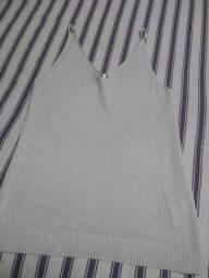 Blusa branca nova Cacoal