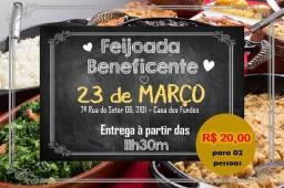 Feijoada Beneficente 23 de março, Ariquemes