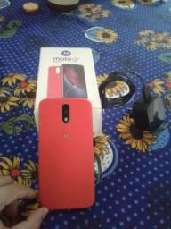 Motorola moto g 4 plus com leitor versão do android 7.0 tela 5.5 32GB