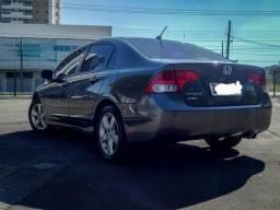 New Civic LXS 1.8 16 V gasolina - 2007 - 2007