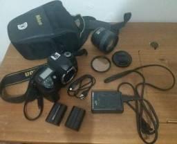 Máquina Fotografica Nikon D70s Profissional