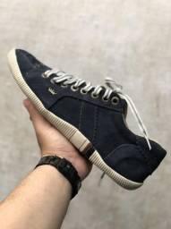 Sapato osklen couro promo