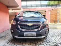 Gm - Chevrolet Spin Activ 5 lugares apenas 12 mil km na garantia - 2018