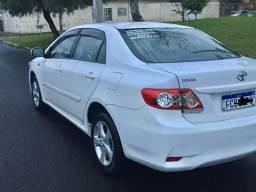 Toyota Corolla xei 2.0 ( automático ) 2013 - 2013
