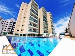 Apartamento com 3 dormitórios à venda, 106 m² por r$ 675.000,00 - indaiá - caraguatatuba/s