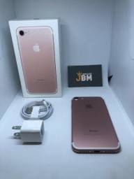 IPhone 7 32GB Rose (SEMI-NOVO) / R$1599 AV / R$1675 EM 10X