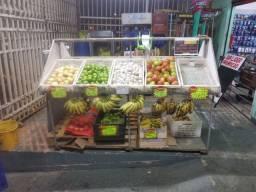 Banca de verduras