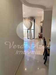 Apartamento à venda com 3 dormitórios em Vila brandina, Campinas cod:AP006533
