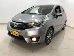 Honda fit 2015 1.5 ex 16v flex 4p automÁtico