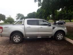 Ranger xlt, diesel automática, seminova - 2014