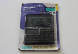 Agenda Eletrônica Sharp EL - 6520B ? Lacrada!!!!