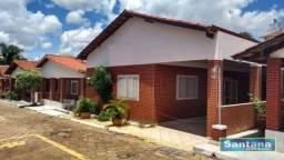 Título do anúncio: Chale com 4 dormitórios à venda, 170 m² por R$ 298.000 - Mansões Águas Quentes - Caldas No