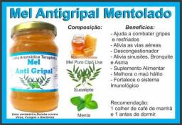 Mel Antigripal MENTOLADO
