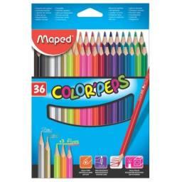 Lapis de cor Maped 36 cores