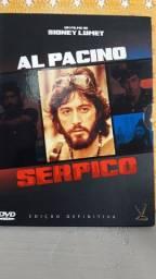 DVD Serpico Al Pacino Versátil Duplo Digistack