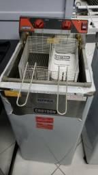 Fritadeira croydon agua e oleo 8000w FA28 (nova) Alecs