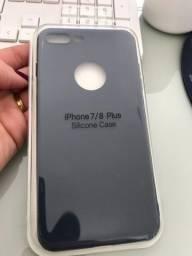 Case Silicone IPhone 7 / 8 Plus