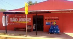 Vendo ponto comercial com casa não financia zona sul