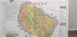 Atlas geográfico interativo da revista Recreio Completo