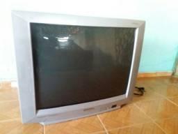 Tv de tubo 29 polegadas estragada