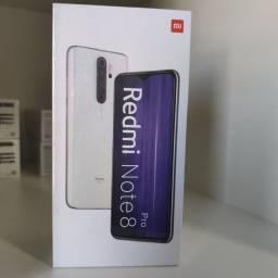 LEVEL UP//Redmi Note 8 Pro 128 da Xiaomi  // Novo lacrado com garantia e entrega imediata
