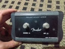 Pedal Footswitch Amplificador Fender
