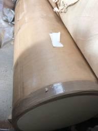 Bobina de Papel Branco 150 gramas