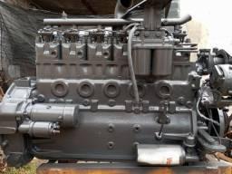 Motor MWM 229/6 funcinando bem
