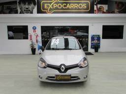 Renault Clio  Expression 1.0 - Ano 2014 - Leia Observações