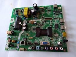 Título do anúncio: Placa fonte da TV SEMP TOSHIBA, modelo led40L5400 com defeito.