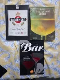 !!!!Livros Exclusivos Profissional Área de BAR!!!!!