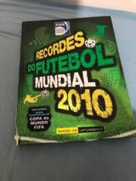 Livro futebol 2010