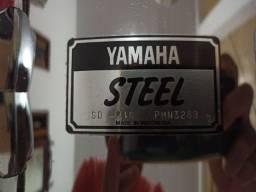 Caixa Yamaha Steel 14x6,5 (Raridade)