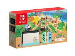 Nintendo Switch Edição Especial - Animal Crossing | Lacrado com 6 meses de garantia