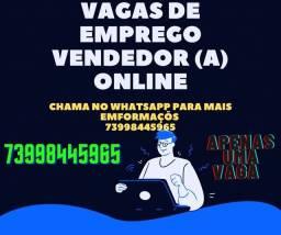Vendedor on-line