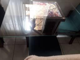 Vidro para mesa de 4cadeiras
