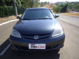 Título do anúncio: Honda civic 2006 1.7 lx 16v gasolina 4p manual