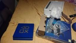 Console  PS4 slim edição limitada days of zero